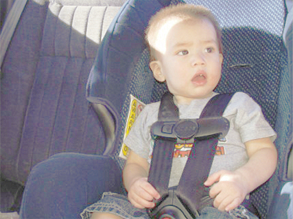 Child car seat program