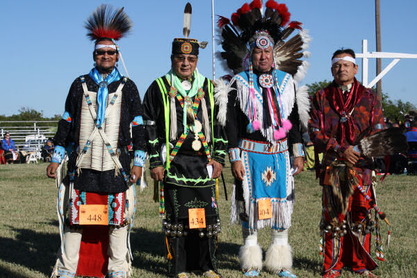 Kaw Nation Cultural Committee Past Powwow Winners | The KAW Nation