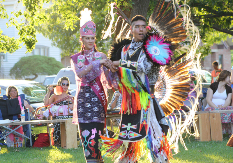 Washunga Days Powwow